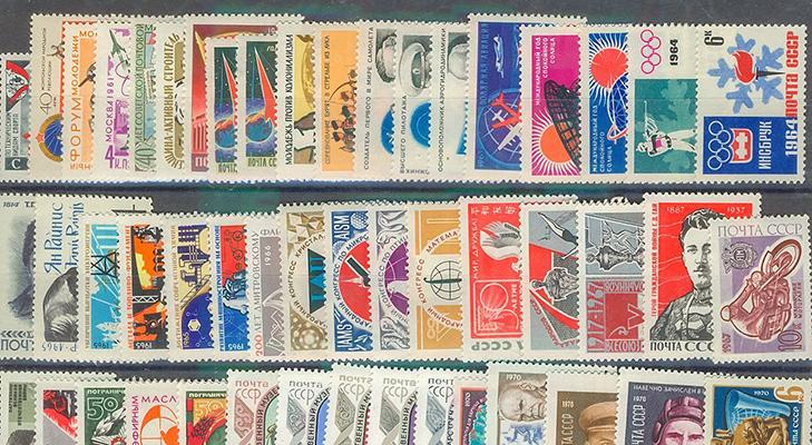 Старые марки купить