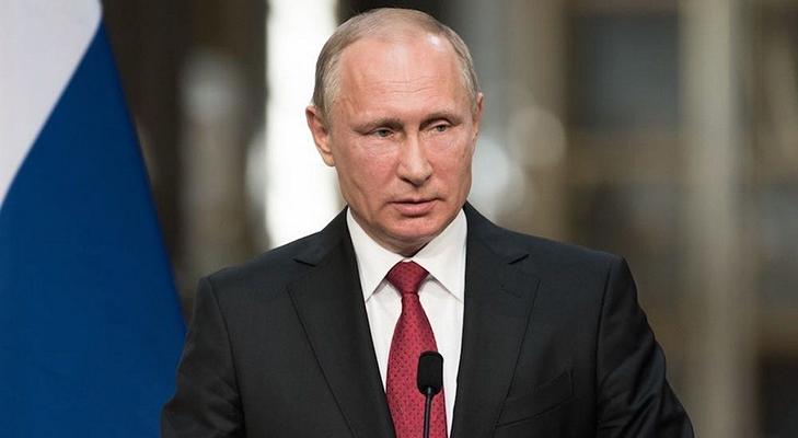 Кавалер Ордена Почетного Легиона - Владимир Путин