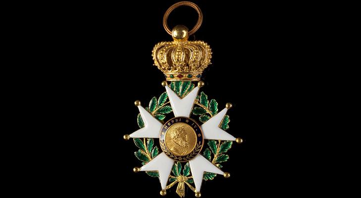 Дизайн Ордена Почетного легиона