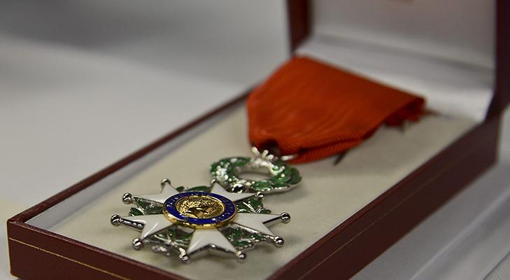 За какие заслуги дается Орден Почетного легиона