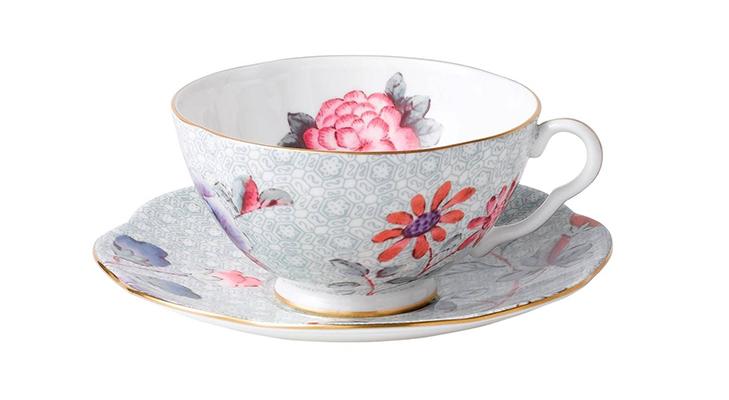 Фарфоровые чайные пары из Англии
