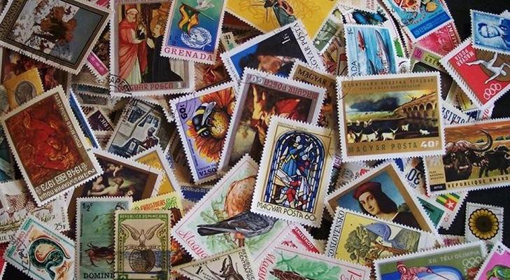 Магазин почтовых марок