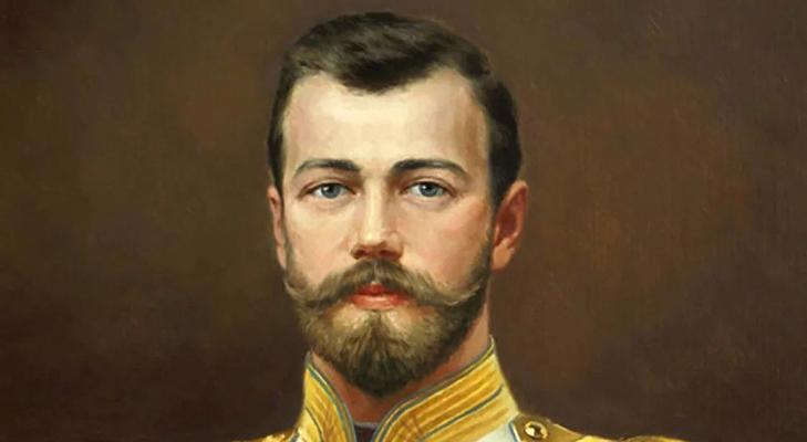 Кавалер ордена Восходящего солнца - Николай Второй