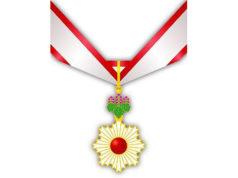 Орден Восходящего солнца 3й степени