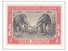 Почтовые марки Индии