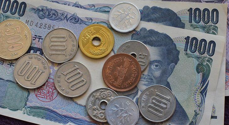 Срок использования японских банкнот
