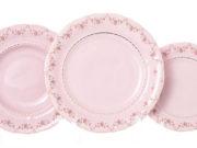 Гордость Чехии – розовый фарфор