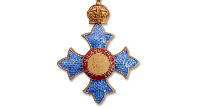 Кавалер ордена Британской империи