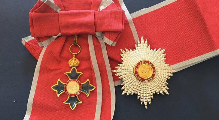 Звания ордена Британской империи