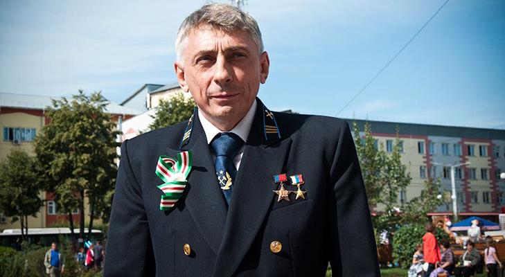 Герой Труда Российской Федерации Владимир Мельник