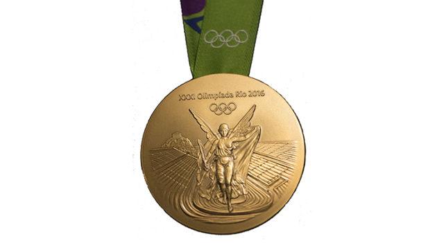 Золотые медали Олимпиады-16