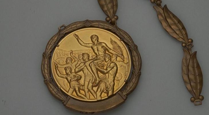 Золотые медали Олимпиады-1960