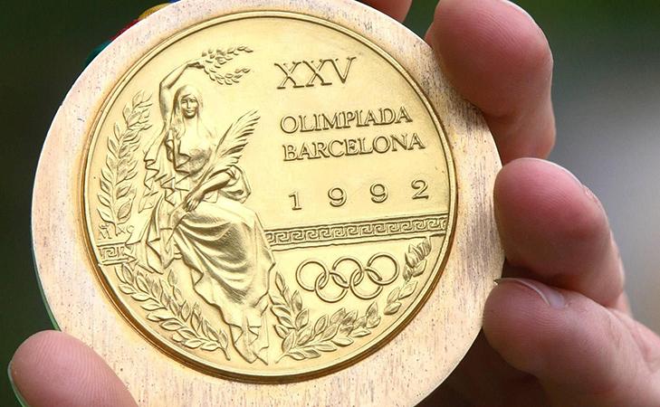 Золото Олимпиады-1992