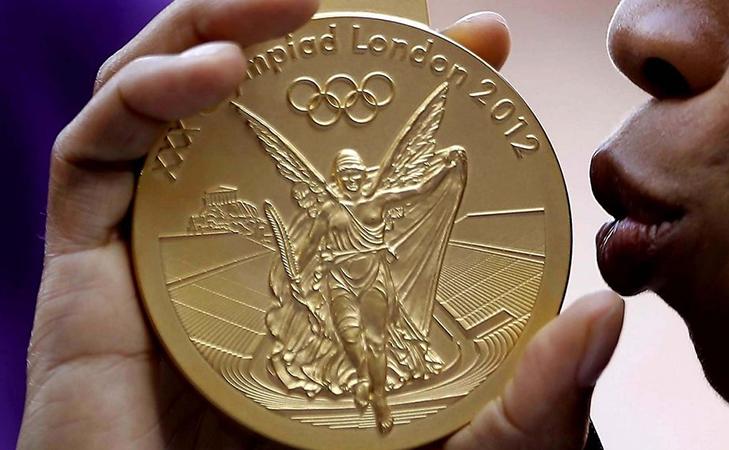 Золото Олимпиады-2012