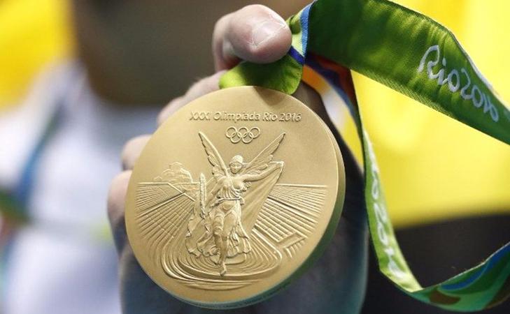 Золотые медали Олимпиады-16 - описание