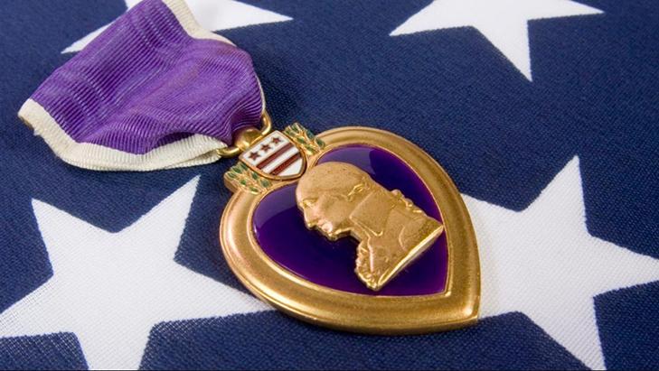 Медаль «Пурпурное сердце»