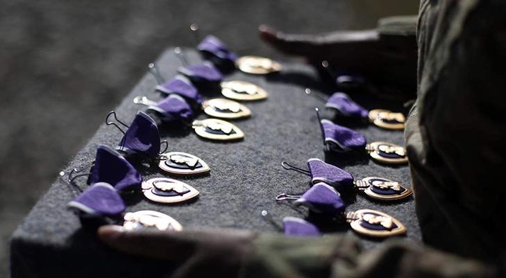 Медаль «Пурпурное сердце» - награжденные