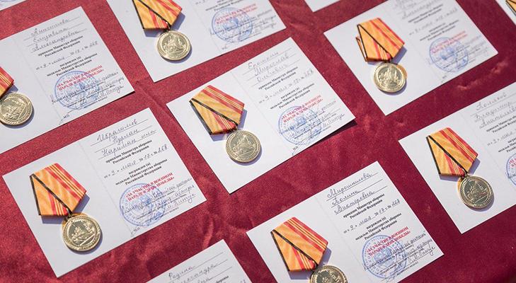 Медаль за парад - кому вручают