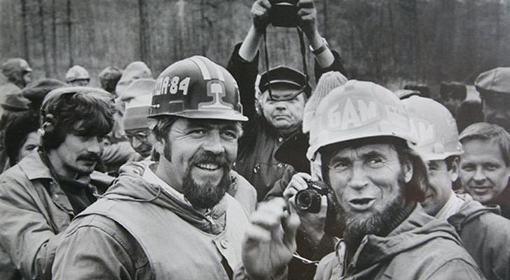 Легендарные бригадиры БАМ Иван Варшавский и Александр Бондарь