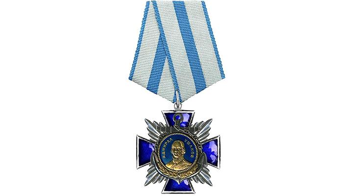 Орден Ушакова в РФ