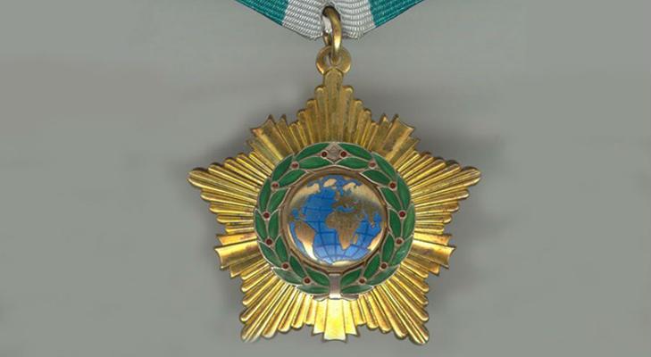 Орден Дружбы РФ - назначение