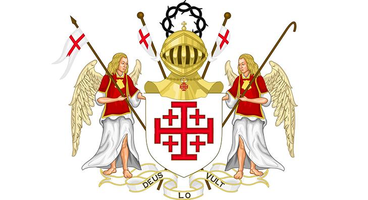 Орден Гроба Господня - символика