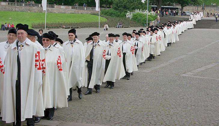 Орден Гроба Господня - собрания