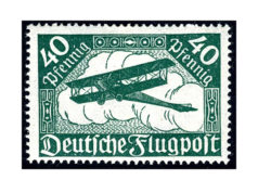 Почтовые марки Германии