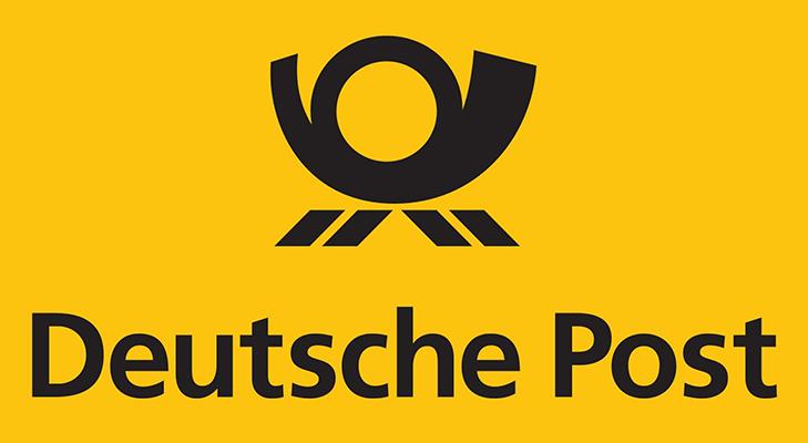 Эмблема почты Германии