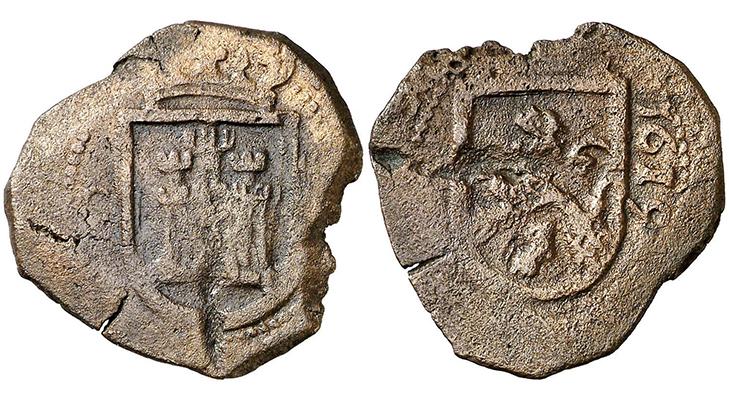 Мараведи - серебряная монета