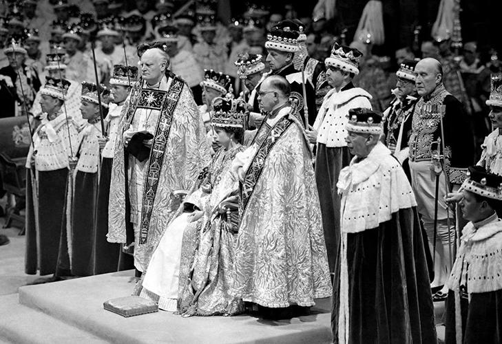 Коронация Елизаветы Второй