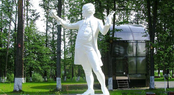 Памятник Францу Гарднеру