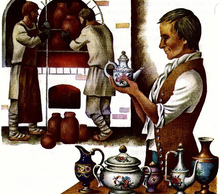 Дмитрий Виноградов - начало пути