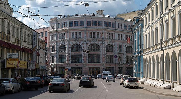 Бывшее правление «Товарищества М. С. Кузнецова»