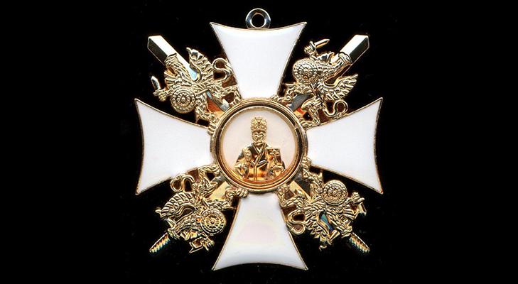 Орден Николая Чудотворца - описание