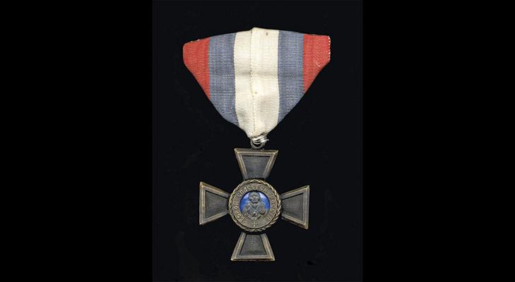 Орден Николая Чудотворца времен гражданской войны