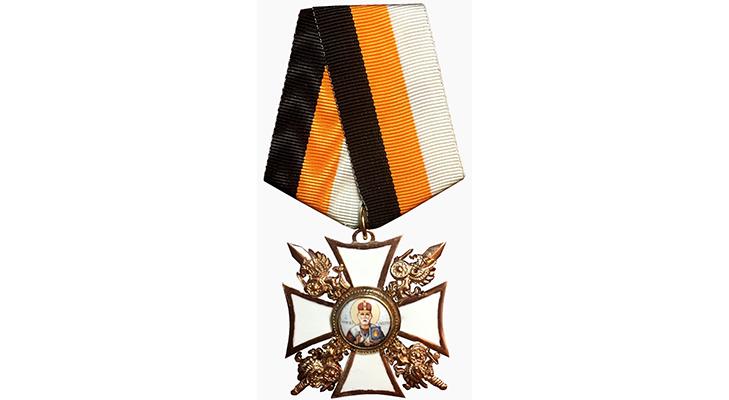 Военный Орден Св. Николая Чудотворца