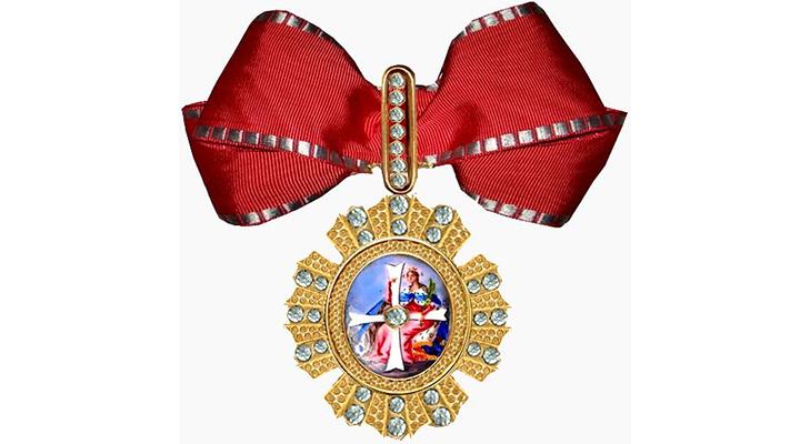 Орден Святой великомученицы Екатерины (Российская Федерация)