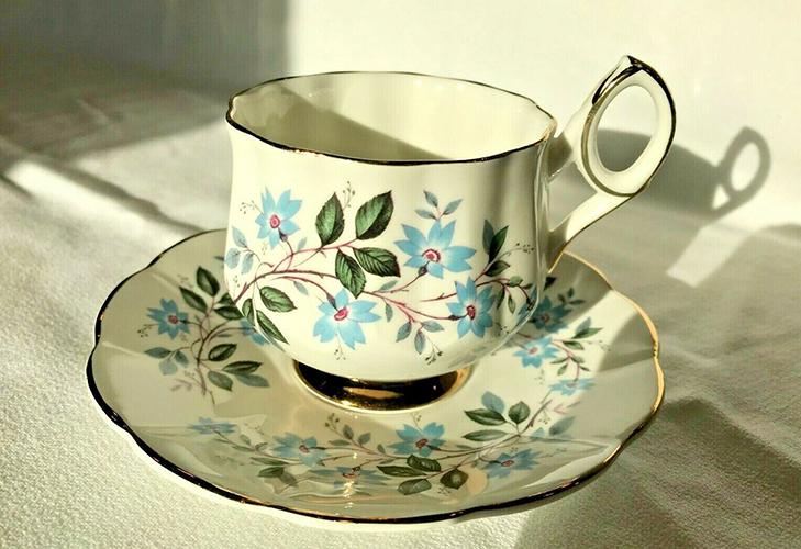 Английский фарфор «Bone china»