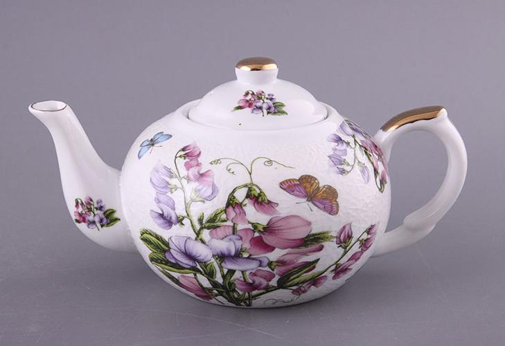 Фарфоровый чайник - преимущества