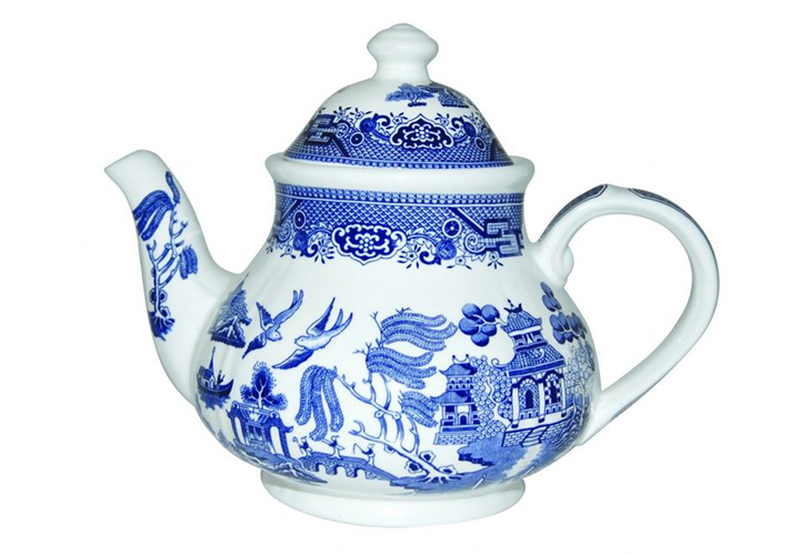 Фарфоровый чайник - как выбирать