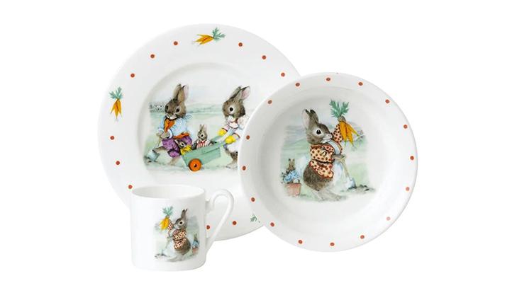 Чем отличается детская посуда от взрослой