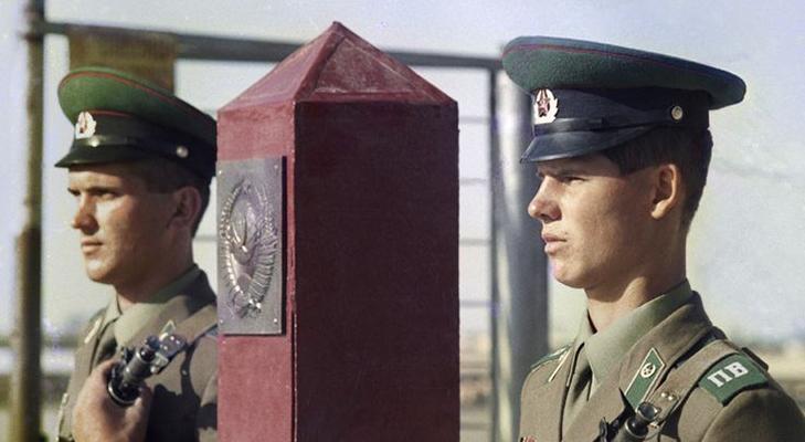 Пограничные войска в СССР