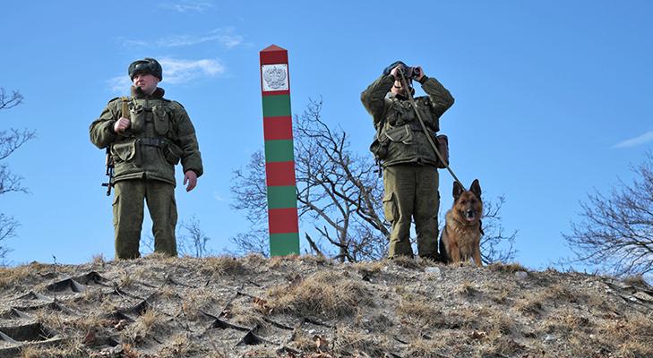 Пограничные войска в РФ