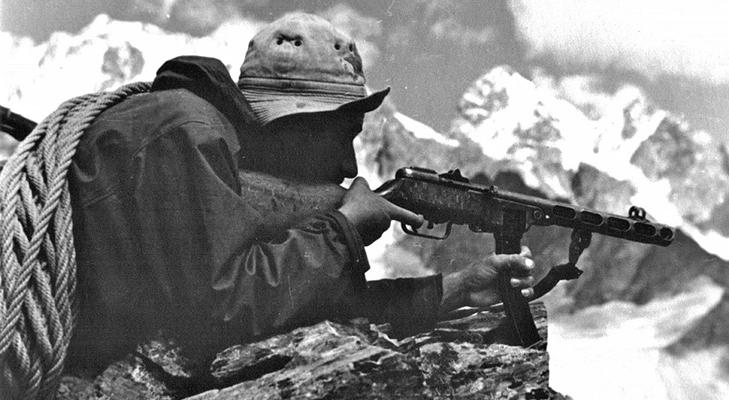 История обороны Кавказа