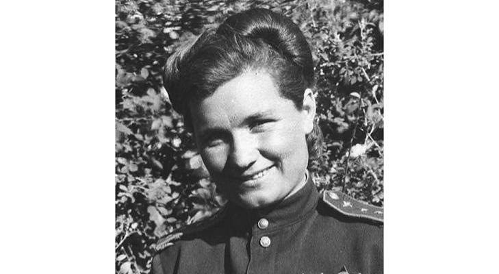 Серафима Тарасовна Амосова