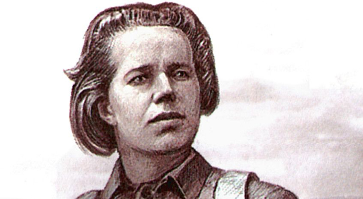 Анна Александровна Тимофеева (Егорова)