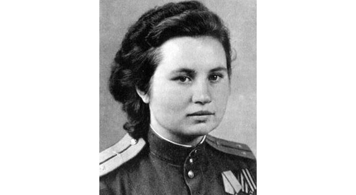Александра Федоровна Акимова