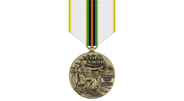 Медаль «За победу в холодной войне»