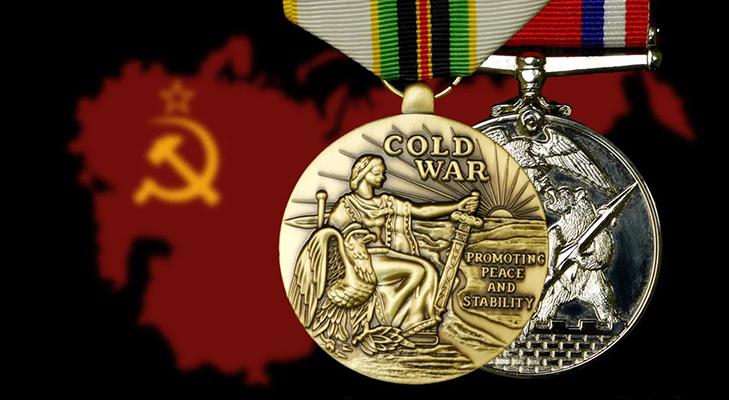 Медаль «За победу в холодной войне»  - история